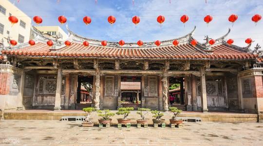 Khám phá làng cổ Lộc Cảng và ngõ Sờ Ngực ở Đài Loan - Ảnh 6.