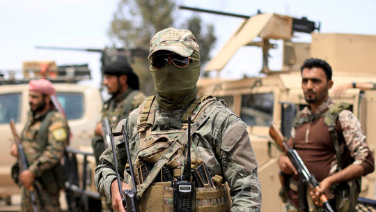 """Mỹ """"đánh bom căn cứ của lực lượng Syria"""" - ảnh 2"""