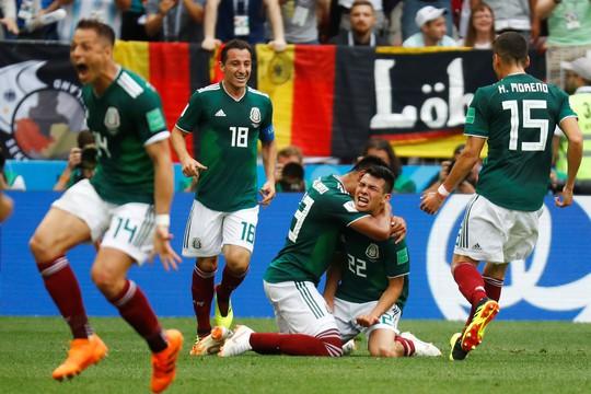 Mexico thắng sốc đương kim vô địch thế giới - Ảnh 4.