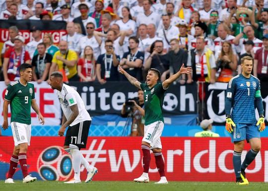 Mexico thắng sốc đương kim vô địch thế giới - Ảnh 7.