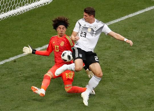 Mexico thắng sốc đương kim vô địch thế giới - Ảnh 6.