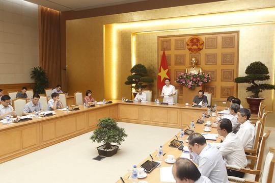 Ban chỉ đạo phòng chống rửa tiền họp bàn về rủi ro tài trợ cho khủng bố - Ảnh 2.