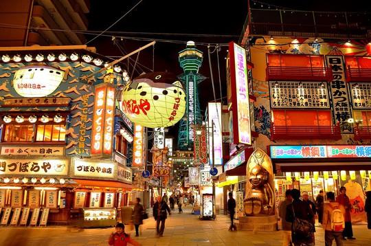 Những lý do bạn phải tới Osaka một lần trong đời - Ảnh 12.