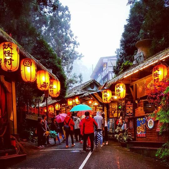 Du lịch Đài Loan, đừng quên lạc vào làng Yêu Quái - Ảnh 18.