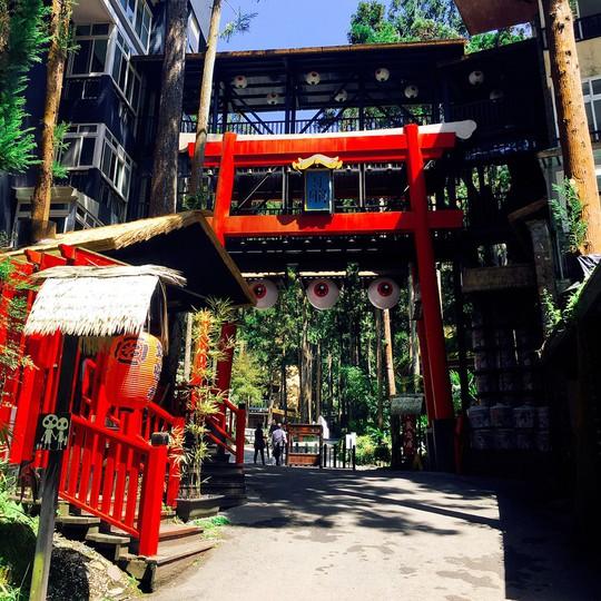 Du lịch Đài Loan, đừng quên lạc vào làng Yêu Quái - Ảnh 3.