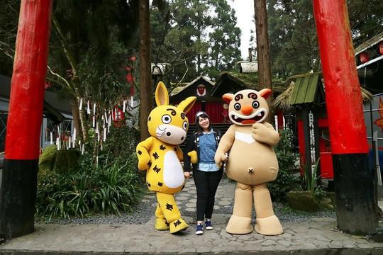 Du lịch Đài Loan, đừng quên lạc vào làng Yêu Quái - Ảnh 4.