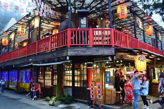 Du lịch Đài Loan, đừng quên lạc vào làng Yêu Quái - Ảnh 5.