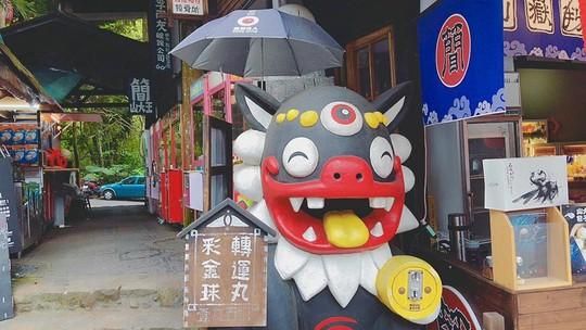 Du lịch Đài Loan, đừng quên lạc vào làng Yêu Quái - Ảnh 7.