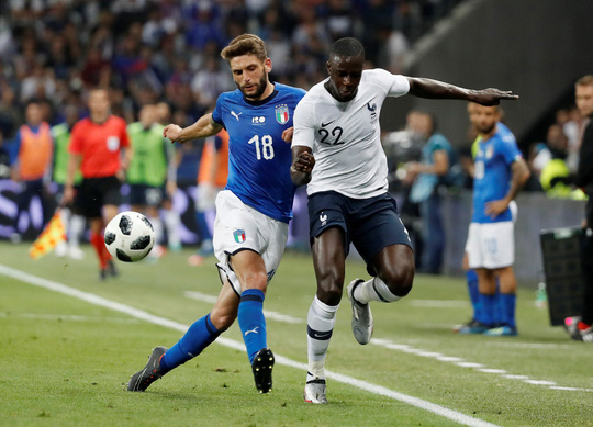 Đè bẹp người Ý, tuyển Pháp chạy đà hoàn hảo trước World Cup - Ảnh 2.