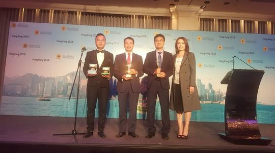 VinaPhone thắng lớn tại Giải thưởng Kinh doanh châu Á - Thái Bình Dương Stevie Awards - Ảnh 1.