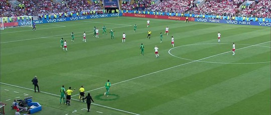 """Trận Senegal – Ba Lan: """"Thảm họa"""" trọng tài? - Ảnh 1."""