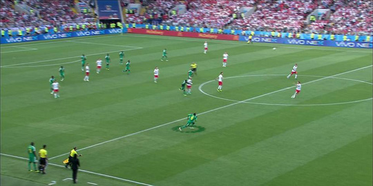 """Trận Senegal – Ba Lan: """"Thảm họa"""" trọng tài? - Ảnh 2."""