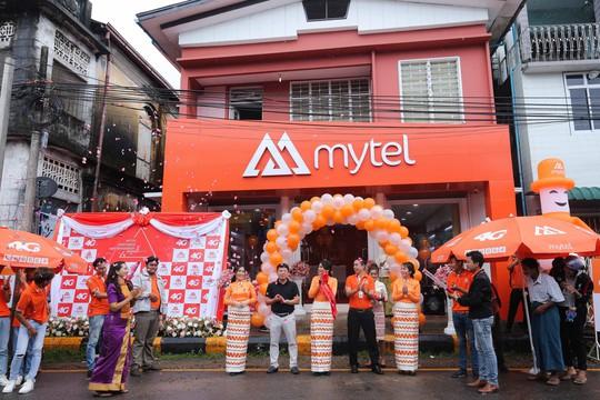 Viettel đạt 1 triệu thuê bao sau 10 ngày khai trương tại Myanmar - Ảnh 1.
