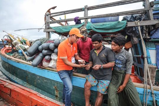 Viettel đạt 1 triệu thuê bao sau 10 ngày khai trương tại Myanmar - Ảnh 4.