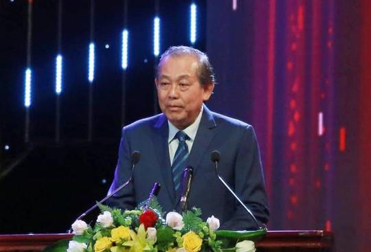 Tổng Bí thư, Chủ tịch nước dự Lễ trao Giải Báo chí Quốc gia - Ảnh 3.