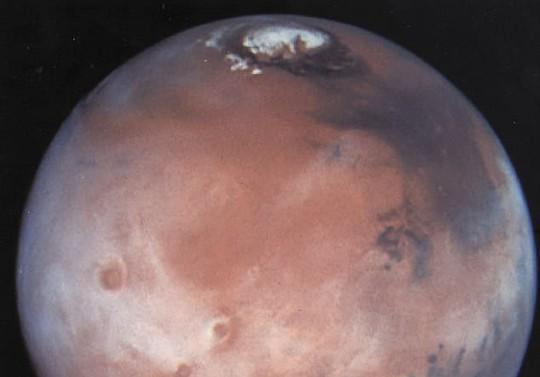 Sao Hỏa sẽ là trạm dừng chân tiếp theo của các phi hành gia NASA - ảnh: SHUTTERSTOCK