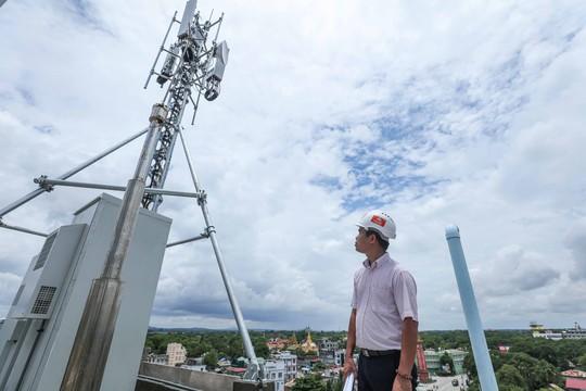 Viettel đạt 1 triệu thuê bao sau 10 ngày khai trương tại Myanmar - Ảnh 2.