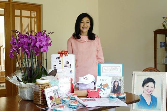 Bà Yingluck phá vỡ im lặng - Ảnh 1.