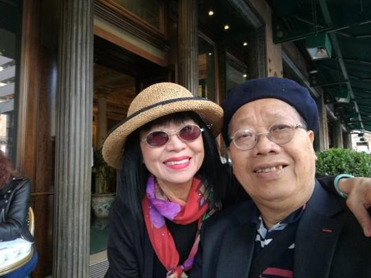 GS-TS Trần Quang Hải: Bạch Yến mang lại nguồn sống cho tôi - Ảnh 1.