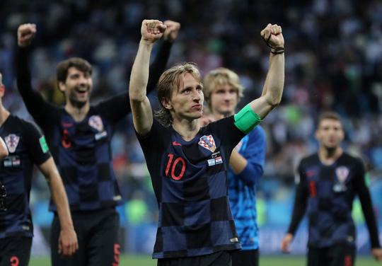 Đương kim á quân Argentina thua tan tác Croatia - Ảnh 7.