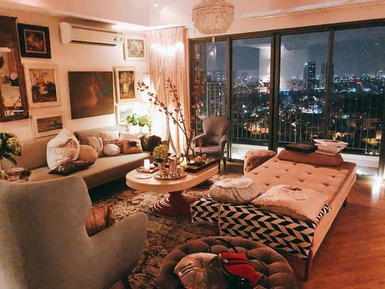 Ngắm hai căn hộ xa hoa bậc nhất showbiz Việt của nhà thiết kế Lý Quí Khánh - Ảnh 11.