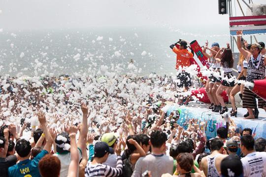 Những lễ hội mùa hè hấp dẫn tại Hàn Quốc - Ảnh 3.