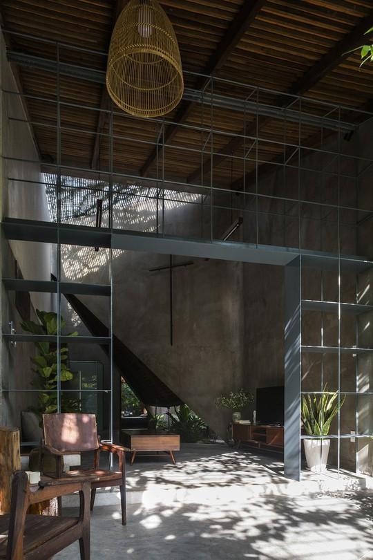Ngôi nhà cấp 4 đẹp đơn sơ giữa lòng Sài Gòn - Ảnh 4.