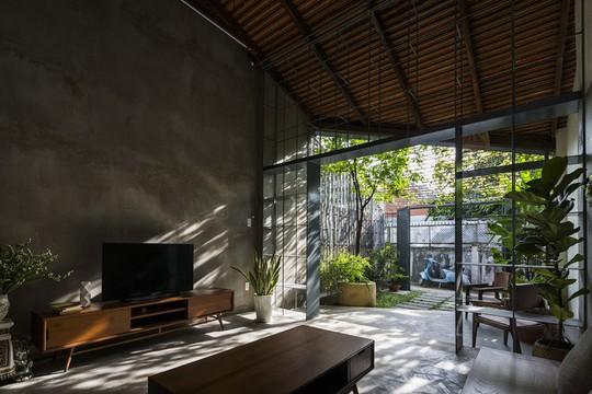 Ngôi nhà cấp 4 đẹp đơn sơ giữa lòng Sài Gòn - Ảnh 5.