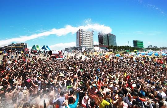 Những lễ hội mùa hè hấp dẫn tại Hàn Quốc - Ảnh 7.