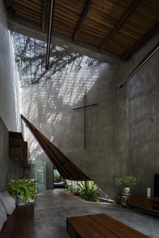 Ngôi nhà cấp 4 đẹp đơn sơ giữa lòng Sài Gòn - Ảnh 8.