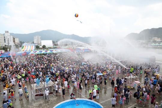 Những lễ hội mùa hè hấp dẫn tại Hàn Quốc - Ảnh 8.