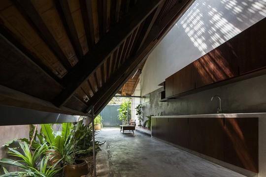 Ngôi nhà cấp 4 đẹp đơn sơ giữa lòng Sài Gòn - Ảnh 9.