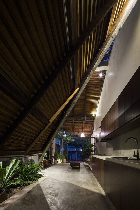 Ngôi nhà cấp 4 đẹp đơn sơ giữa lòng Sài Gòn - Ảnh 10.