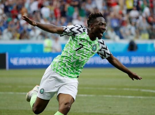 """Người hùng Nigeria tự tin tuyên bố cho Messi """"ôm hận"""" - Ảnh 1."""