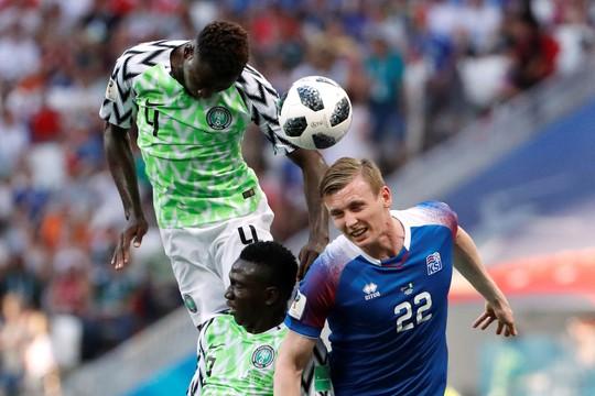 Tan tác Iceland, đại bàng xanh Nigeria tung cánh - Ảnh 3.