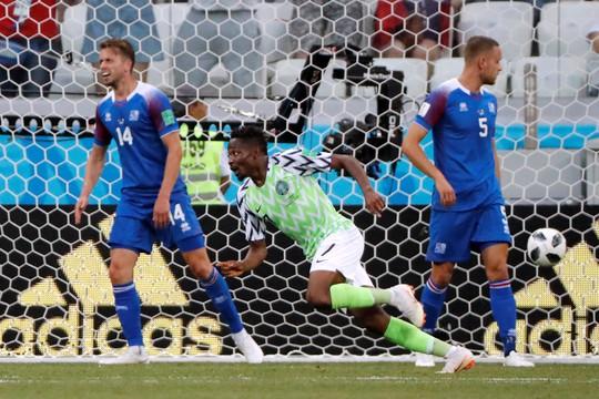 Tan tác Iceland, đại bàng xanh Nigeria tung cánh - Ảnh 6.