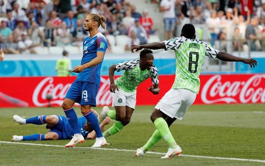 Tan tác Iceland, đại bàng xanh Nigeria tung cánh - Ảnh 5.