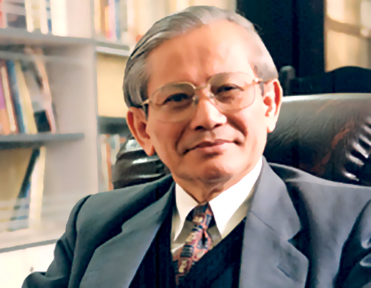 Nhà sử học, Giáo sư Phan Huy Lê qua đời - Ảnh 1.