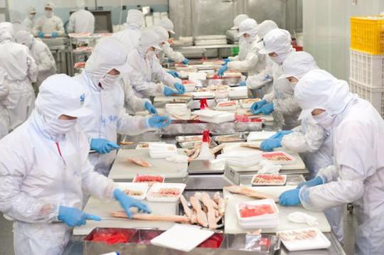 Công ty CP Sài Gòn Food: Chung tay chăm lo cho công nhân - Ảnh 1.