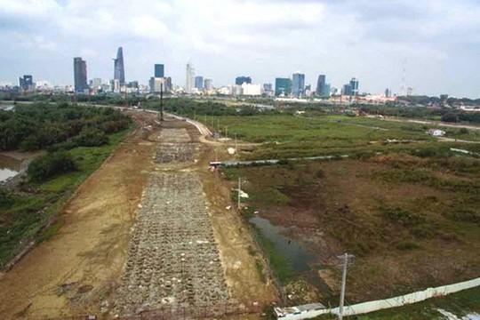TP HCM điều chỉnh giá bồi thường thu hồi đất tại nhiều khu vực - Ảnh 1.