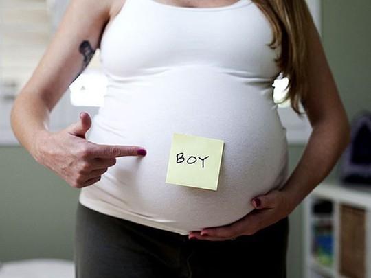 10 dấu hiệu khi mang thai giúp nhận ra giới tính con - Ảnh 6.