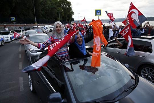 Thổ Nhĩ Kỳ: Ông Erdogan tuyên bố thắng cử tổng thống - Ảnh 2.