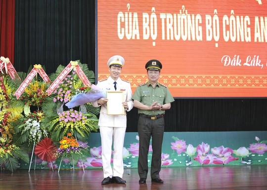 Đắk Lắk có tân giám đốc công an tỉnh 42 tuổi - Ảnh 1.