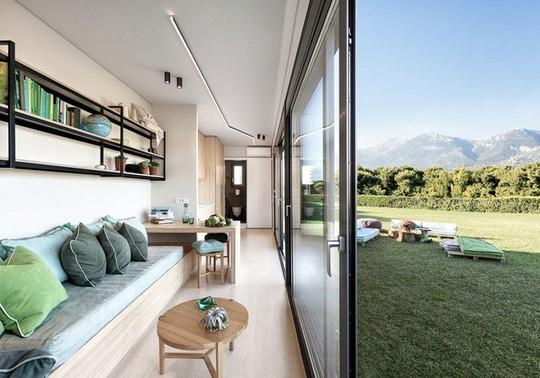 5 ngôi nhà container được đánh giá là đẹp nhất thế giới - Ảnh 2.