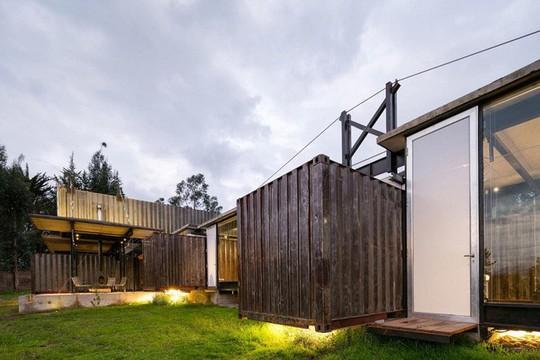 5 ngôi nhà container được đánh giá là đẹp nhất thế giới - Ảnh 13.