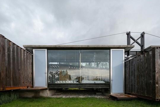 5 ngôi nhà container được đánh giá là đẹp nhất thế giới - Ảnh 14.