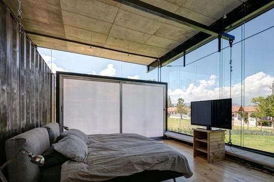 5 ngôi nhà container được đánh giá là đẹp nhất thế giới - Ảnh 15.