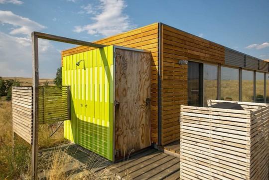 5 ngôi nhà container được đánh giá là đẹp nhất thế giới - Ảnh 18.