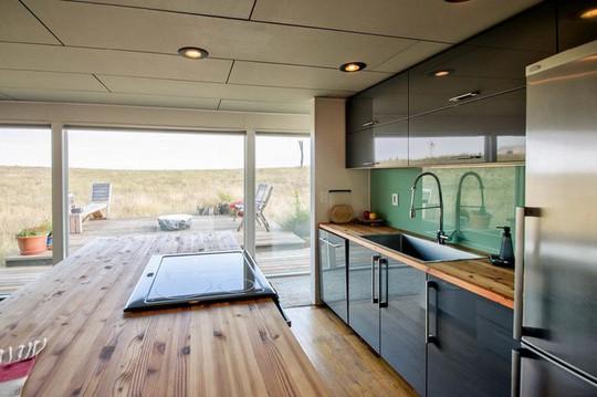 5 ngôi nhà container được đánh giá là đẹp nhất thế giới - Ảnh 19.
