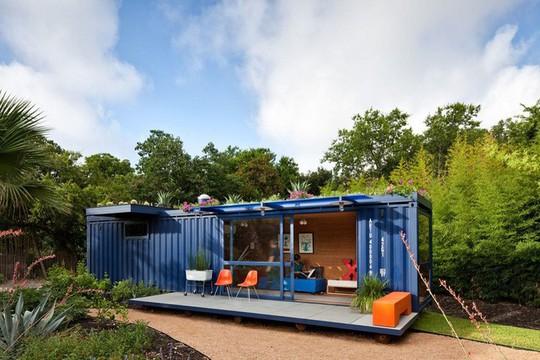 5 ngôi nhà container được đánh giá là đẹp nhất thế giới - Ảnh 5.